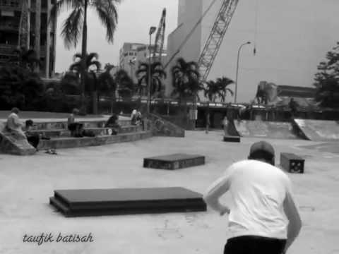 Taufik Batisah Skateboarding (Somerset)