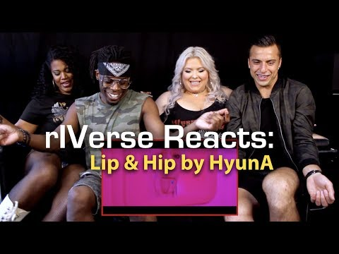Video rIVerse Reacts: Lip & Hip by HyunA - M/V Reaction download in MP3, 3GP, MP4, WEBM, AVI, FLV January 2017