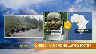 Cameroon Anglophone lawyers continue strike