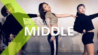 image of DJ Snake - Middle ft. Bipolar Sunshine / WENDY Choreography .