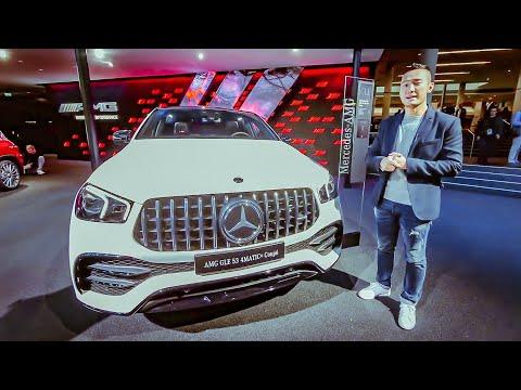 Đánh giá Mercedes AMG GLE 53 4Matic+ Coupe, Đối thủ của BMW X6 @ vcloz.com