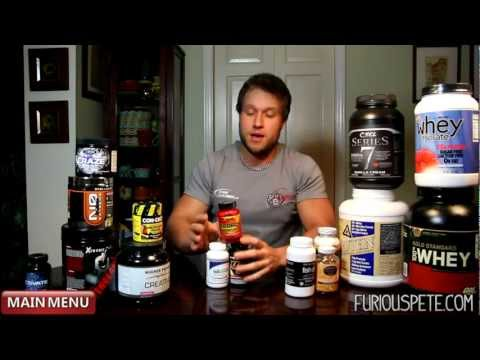 Supplementation – Simple Guide To Any Body Transformation | Furious Pete