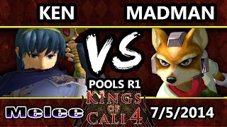 Completely Out of the Blue Ken Set of the Week – Ken vs. Madman, KoC4