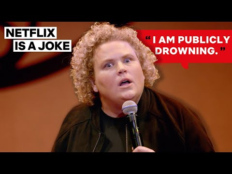 Fortune Feimster Learned to Sink and Swim at the Same Time | Netflix Is A Joke