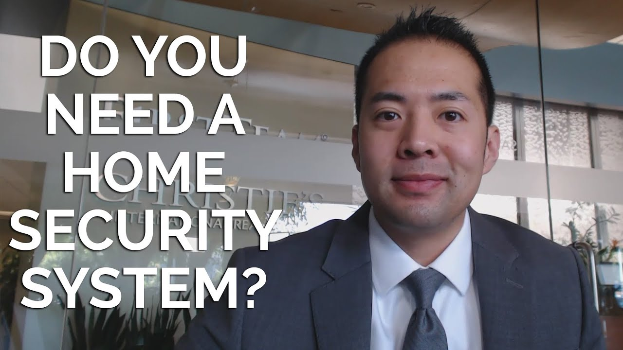 What You Need to Know Before Buying a Home Security System