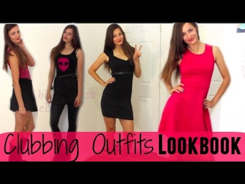 7 Sexy Clubbing Outfits How to Dress for the Club // What to Wear Clubbing!!