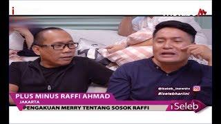 """Video KOCAK! Asisten Raffi Ahmad Blak-blakan Bilang Gigi """"LELET"""" - iSeleb 15/07 MP3, 3GP, MP4, WEBM, AVI, FLV Agustus 2019"""