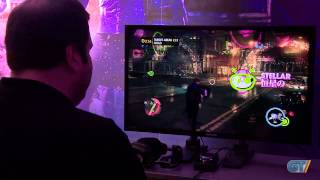Saints Row IV - E3 2013: Open World Super Powers Walkthrough