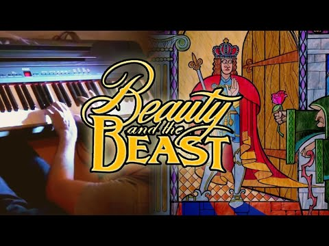 Beauty and the Beast - Piano Instrumental