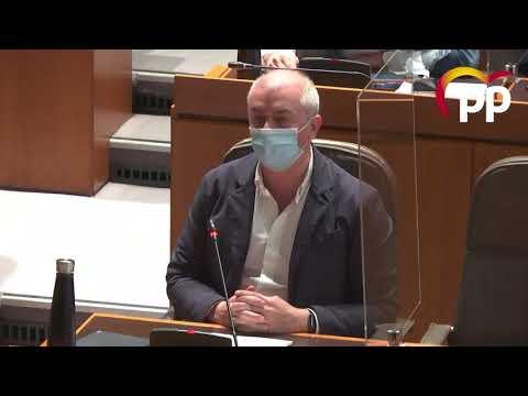 Campoy exige un plan urgente de empleo tras constatar el fracaso del Gobierno