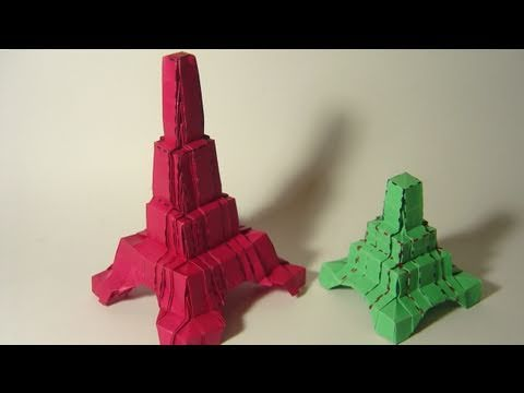 Architecture Tutorial - 014 -- Eiffel Tower