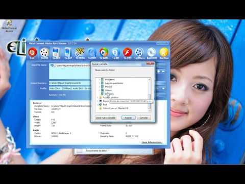 Download Convertir videos a 3gp o mp4 HD Mp4 3GP Video and MP3