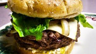 Easy Veggie Burger Recipe