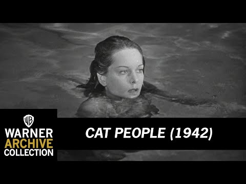 Cat People (1942) – Cats In The Pool?