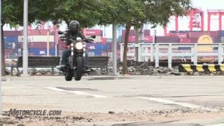5. Big Gun Blow Out: Harley Davidson FXSB Breakout vs. Victory Gunner