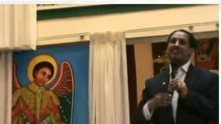 Abebe Gelaw Claimed That St Gabriel Told Him To Speak At G8