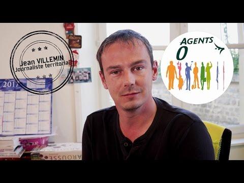 Agents 008 : Jean, journaliste territorial