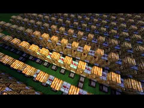 Minecraft Note Blocks: Deadmau5 - Strobe