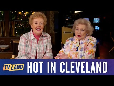 Betty White & Georgia Engel on Their Favorite Scenes on 'The Mary Tyler Moore Show' | TV Land