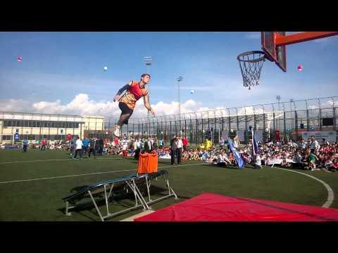 Karizma Show - Bursa Gençlik İl Spor Etkinliği (видео)