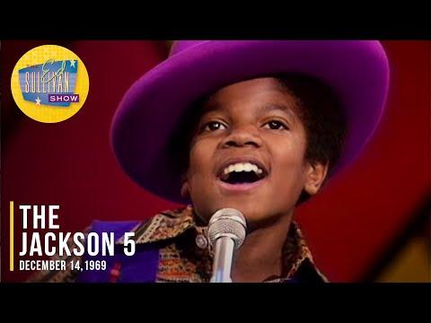 "The Jackson 5 ""I Want You Back"" on The Ed Sullivan Show"
