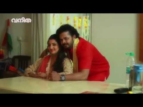 Sreesanth & Family Cover Shoot Video By Vanitha