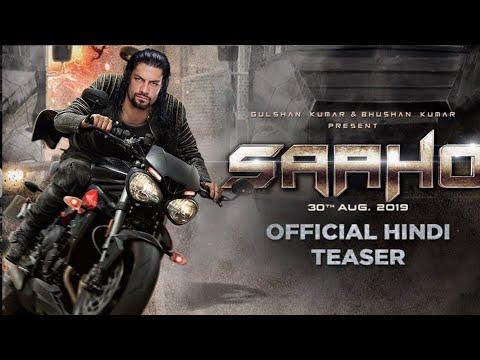Roman Reigns in Saaho | Prabhas | Shraddha Kapoor |  roman reigns spears wwe,Trailer Spoof