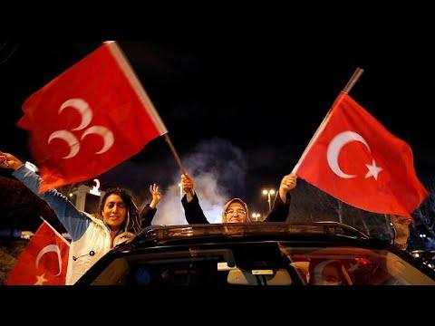 Τουρκία: Χάνει και την Κωνσταντινούπολη ο Ερντογάν
