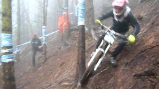 Llangollen United Kingdom  city photo : Crashes and moments at Llangollen for the British Downhill Series 2014