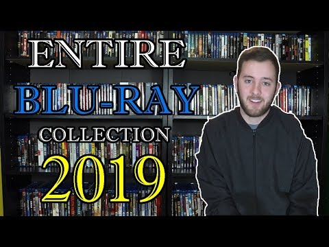Entire Blu-ray Collection 2019 - Justin