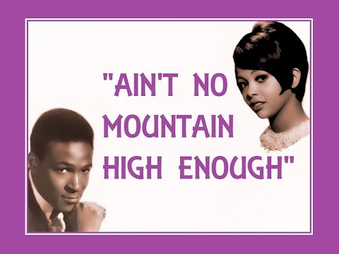download aint no mountain high enough marvin gaye mp3