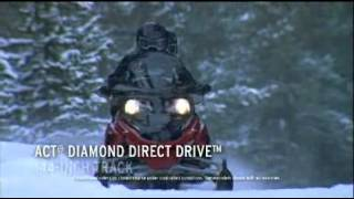 7. 2008 Arctic Cat Touring and Panther Snowmobiles