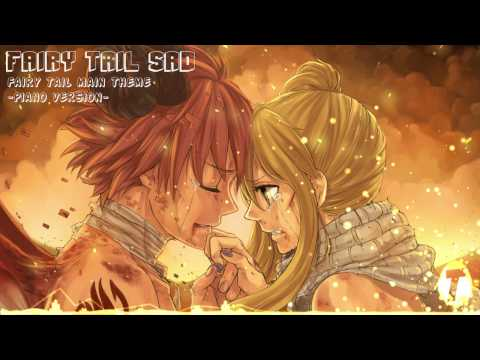 [OST] Top Fairy Tail SAD|Beautiful Soundtrack Collection