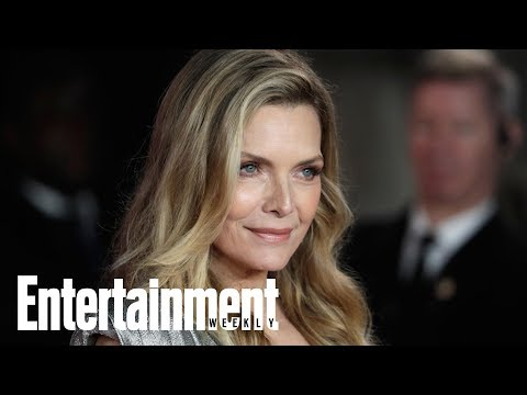 Michelle Pfeiffer Asked About Weight During 'Scarface' Reunion   News Flash   Entertainment Weekly