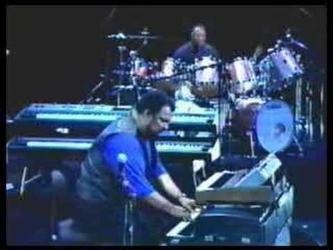 George Duke with Billy Cobham - Rush Hour online metal music video by GEORGE DUKE