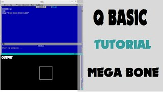 QBasic Tutorial for Kids