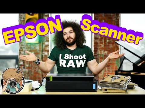 Is the EPSON V850 The