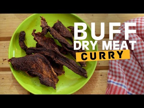 (Buff Dry Meat Curry | Spicy Recipe | Yummy Nepali Kitchen - Duration: 3 minutes, 29 seconds.)
