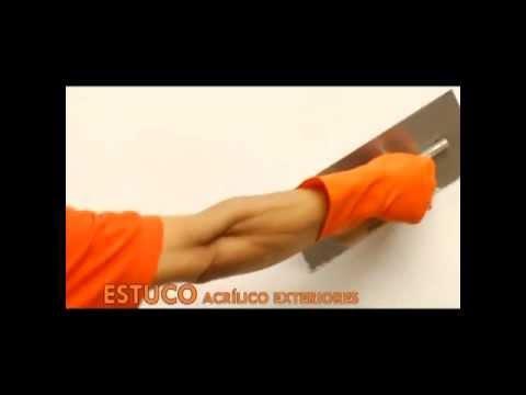 Estuco Acrílico Profesional® Pintuco® Construcción
