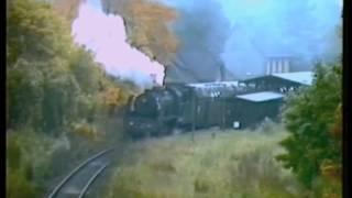 Walbrzych Poland  city photos gallery : Steam locomotive Pt47-112 To Walbrzych Poland 1990