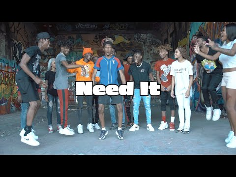 Migos - Need It ft. YoungBoy Never Broke Again (Dance Video) Shot By @Jmoney1041