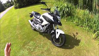 2. Honda NC700X Owners Review