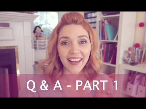 Adoption, Homeschooling and more!   Q & A Part 1