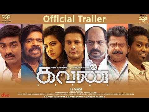 Kavan - Tamil movie ,K V Anand .