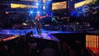 [1080p] Alicia Keys - Medley (NBA All-Star Game 14.02.2010)