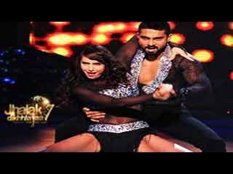Jhalak Dikhhla Jaa Season 7 PROMO -- Lauren, Salman Yusuf Khan CHALLENGE 14th June 2014 Episode 2