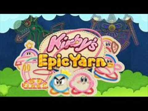 Kirby's Epic Yarn OST - Mushroom Run!