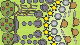 moomoo.io best trolling clans ever new turret hat notargetting ability moomoo.io