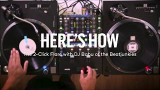 How To: Scratch DJ Techniques with DJ Babu of the Beat Junkies