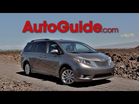 2015 Toyota Sienna Review – First Drive